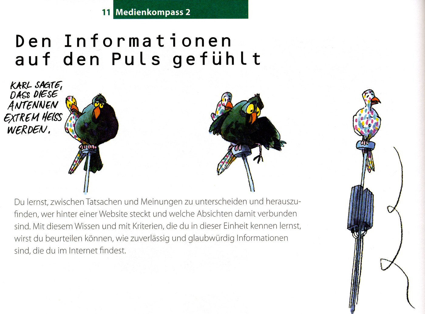 informationen in der informatik