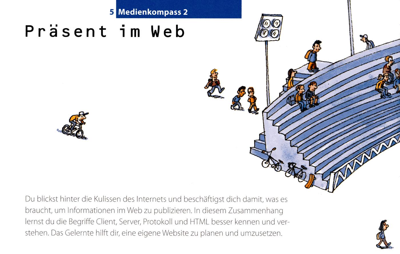m Internetdienste | Medien und Informatik im Unterricht