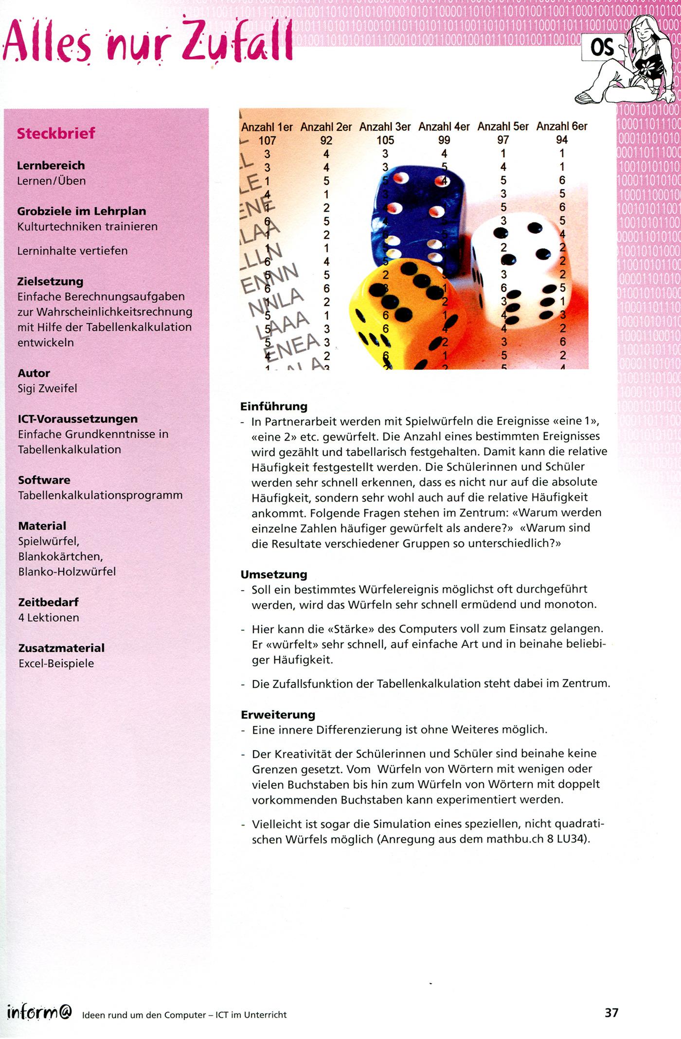 j Datenbank   Medien und Informatik im Unterricht