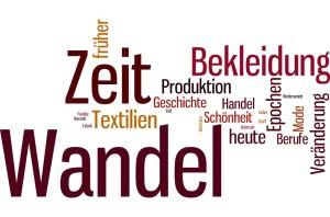 Logo-Wandel